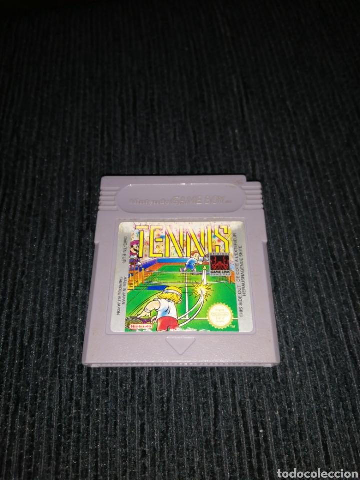 Videojuegos y Consolas: Nintendo game boy gameboy classic sin tapadera y sin embellecedor funcionando y juego TENNIS - Foto 4 - 218199237