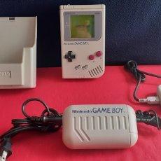 Videojuegos y Consolas: CONJUNTO NINTENDO GAME BOY NUBY .FUNCIONA. Lote 218207106