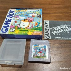 Videogiochi e Consoli: KIRBYS DREAM LAND 2 GAME BOY CAJA Y MANUAL ORIGINALES. Lote 218268332