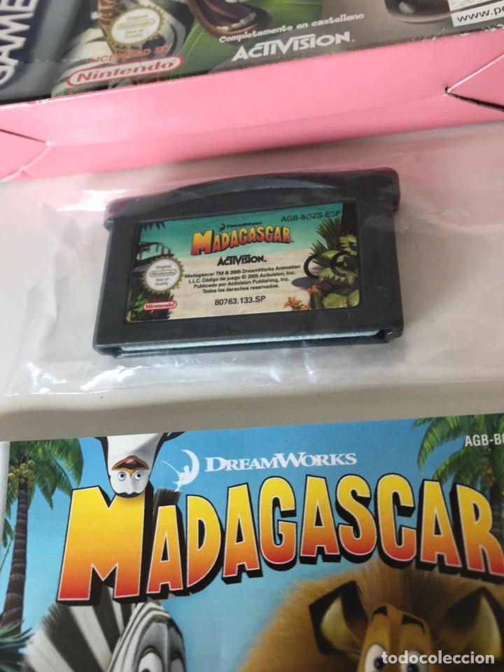 Videojuegos y Consolas: MADAGASCAR GAMEBOY - Foto 2 - 218467690