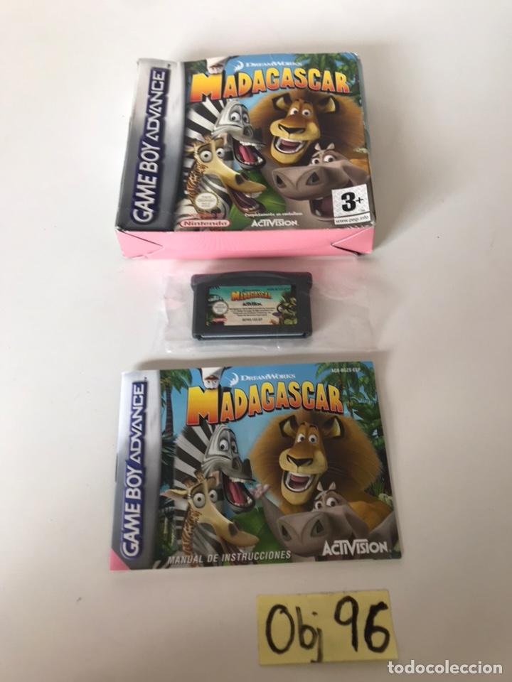 MADAGASCAR GAMEBOY (Juguetes - Videojuegos y Consolas - Nintendo - GameBoy)