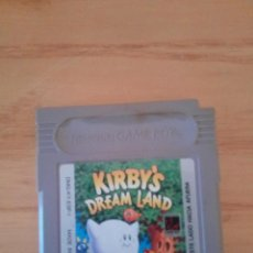 Videojuegos y Consolas: KIRBY'S DREAM LAND NINTENDO GAME BOY. Lote 220274471