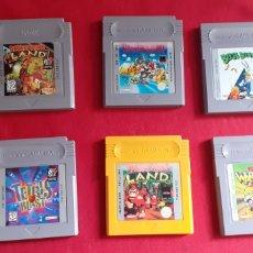 Videojuegos y Consolas: LOTE DE JUEGOS NINTENDO GAME BOY. Lote 220357566