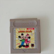 Videojuegos y Consolas: VIDEOJUEGO MICKEY MOUSE - NINTENDO GAME BOY. Lote 220578422