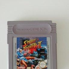 Videojuegos y Consolas: STREET FIGHTER II - NINTENDO GAME BOY - MANUAL DE INSTRUCCIONES Y CAJA DE PLÁSTICO INCLUIDOS. Lote 220579853