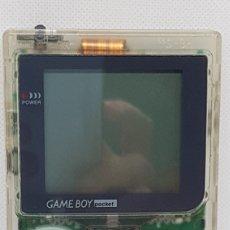 Videojuegos y Consolas: CONSOLA NINTENDO GAME BOY POCKET TRANSPARENTE. Lote 220950181