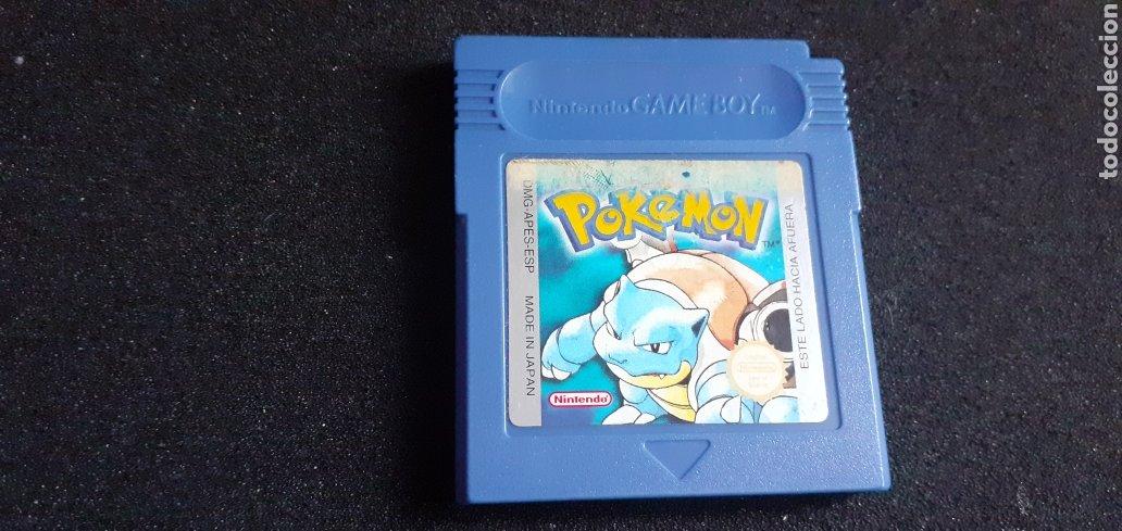 JUEGO POKÉMON NINTENDO GAME BOY (Juguetes - Videojuegos y Consolas - Nintendo - GameBoy)