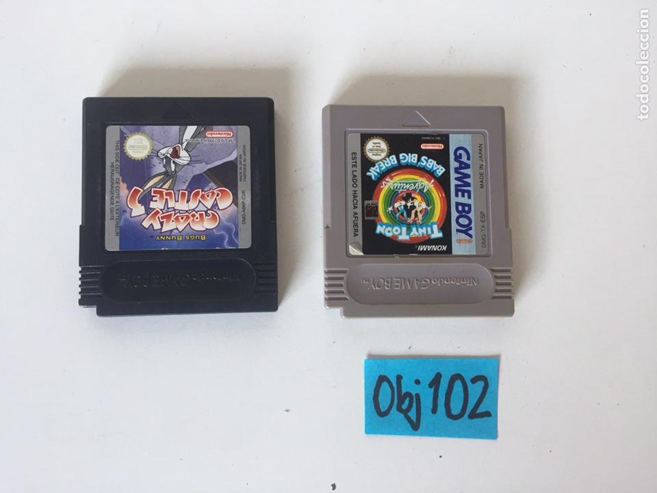JUEGOS GAME BOY (Juguetes - Videojuegos y Consolas - Nintendo - GameBoy)