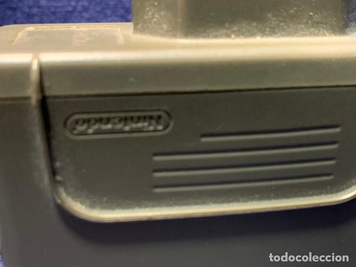 POWER SUPPLY NINTENDO B9KKC01 USG.002 EUR 450 MA 230V COLOR GRIS 10X10CMS (Juguetes - Videojuegos y Consolas - Nintendo - GameBoy)
