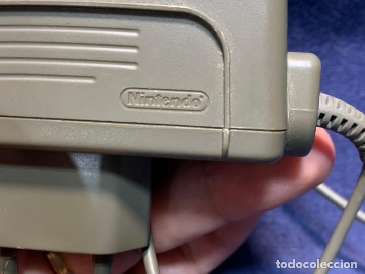 Videojuegos y Consolas: power supply nintendo B9KKC01 USG.002 EUR 450 mA 230V COLOR GRIS 10X10CMS - Foto 6 - 221508317
