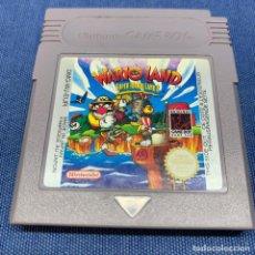 Videojuegos y Consolas: VIDEOJUEGO - NINTENDO GAME BOY - SUPER MARIO LAND 3 - WARIOLAND - SOLO CARTUCHO - EUR. Lote 221542833