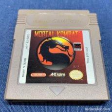 Videojuegos y Consolas: VIDEOJUEGO - NINTENDO GAME BOY - MORTAL COMBAT - USA. Lote 221564815