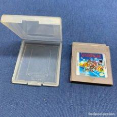 Videojuegos y Consolas: JUEGO NINTENDO GAME BOY SUPER MARIO LAND + FUNDA - USA. Lote 221605672
