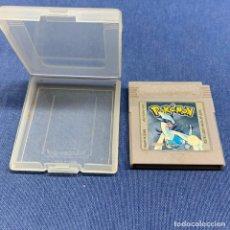 Videojuegos y Consolas: JUEGO POKEMON EDICION PLATA GAME BOY + FUNDA. Lote 221607178