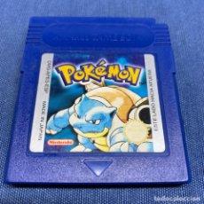 Videojuegos y Consolas: JUEGO POKEMON AZUL GAME BOY - ESP. Lote 221607593