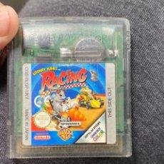 Videojuegos y Consolas: JUEGO GAME BOY LOONEY TUNES. Lote 221924078