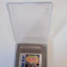Videojuegos y Consolas: JUEGO GAME BOY CASTLEVANIA II BELMONT'S REVENGE. Lote 222242045