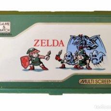 Videojuegos y Consolas: GAME & WATCH MULTI SCREEN NINTENDO 1989. Lote 222459366
