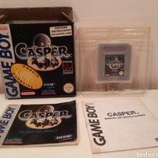 Videojuegos y Consolas: CASPER COMPLETO PAL ESPAÑOLIZADO NINTENDO GAMEBOY GAME BOY. Lote 222527483