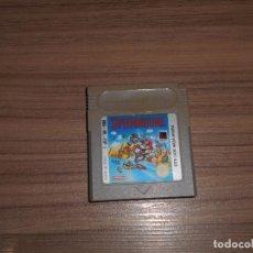 Videojuegos y Consolas: SUPERMARIOLAND SUPER MARIO LAND NINTENDO GAME BOY PAL ESPAÑA. Lote 222541582