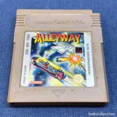 Videojuegos y Consolas: VIDEOJUEGO NINTENDO - GAME BOY - ALLEYWAY - NDE. Lote 222588562