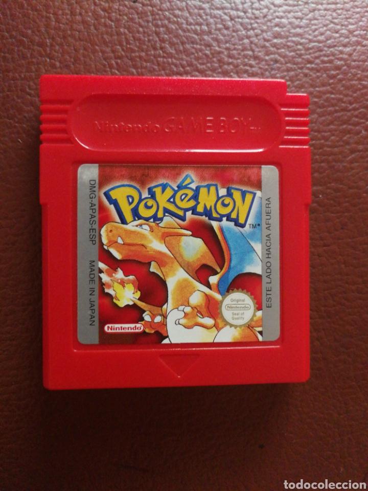 JUEGO POKEMON PARA GAME BOY (Juguetes - Videojuegos y Consolas - Nintendo - GameBoy)