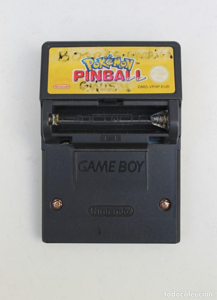 GAME BOY - POKÉMON PINBALL (Juguetes - Videojuegos y Consolas - Nintendo - GameBoy)