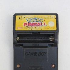 Videojuegos y Consolas: GAME BOY - POKÉMON PINBALL. Lote 223332156