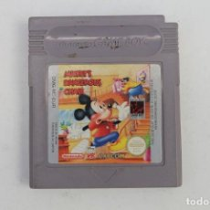 Videojuegos y Consolas: GAME BOY - MICKEY´S DANGEROUS CHASE.. Lote 255484575