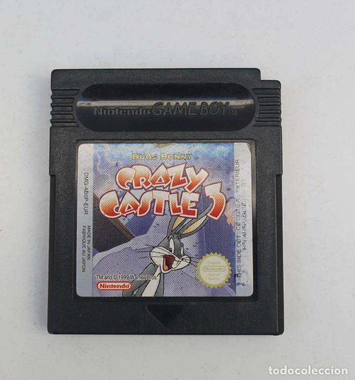 GAME BOY - CRAZY CASTLE 3 (Juguetes - Videojuegos y Consolas - Nintendo - GameBoy)
