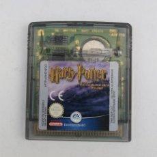 Videojuegos y Consolas: GAME BOY - HARRY POTTER Y LA PIEDRA FILOSOFAL. Lote 223395328