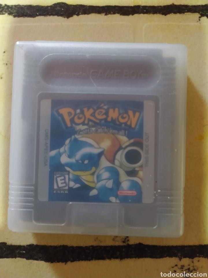 """JUEGO GAME BOY """"POKÉMON AZUL"""" (Juguetes - Videojuegos y Consolas - Nintendo - GameBoy)"""