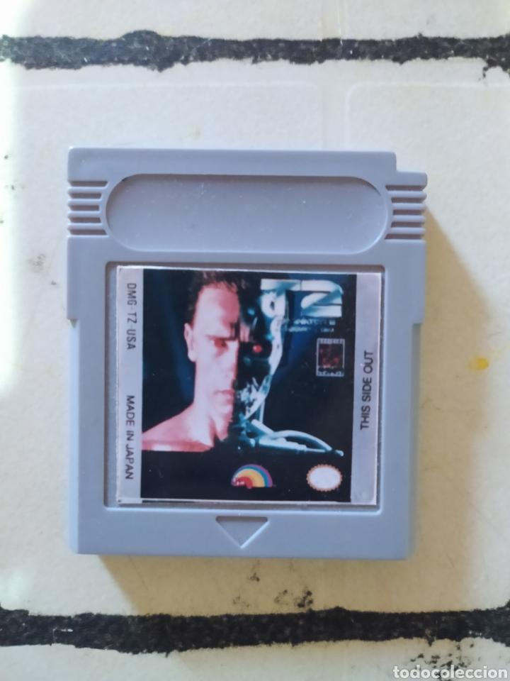"""JUEGO GAME BOY """"TERMINATOR 2"""" (Juguetes - Videojuegos y Consolas - Nintendo - GameBoy)"""