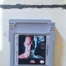 """Videojuegos y Consolas: JUEGO GAME BOY """"TERMINATOR 2"""". Lote 223695721"""