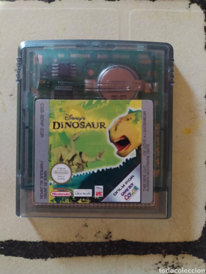 """NUEVO GAME BOY """"DISNEYS DINOSAUR"""" (Juguetes - Videojuegos y Consolas - Nintendo - GameBoy)"""