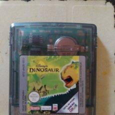 """Videojuegos y Consolas: NUEVO GAME BOY """"DISNEYS DINOSAUR"""". Lote 223695945"""