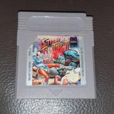 Videojuegos y Consolas: JUEGO NINTENDO GAMEBOY STREET FIGHTER 2 DIFICIL GAME BOY. Lote 224372352