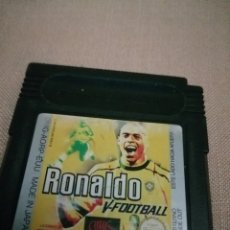 Videojuegos y Consolas: JUEGO NINTENDO RONALDO. Lote 224723791
