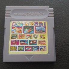 Videojuegos y Consolas: JUEGO NINTENDO GAMEBOY 29 IN 1 FULL COLOR. Lote 225114902
