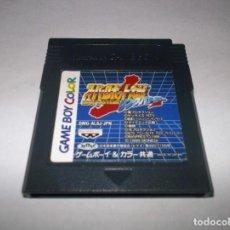 Videojuegos y Consolas: GAME BOY SUPER ROBOT TAISEN LINK BATTLER NINTENDO GAMEBOY COLOR GBC NTSC-J. Lote 225216830
