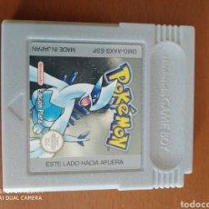 Jeux Vidéo et Consoles: JUEGO GAME BOY POKEMON EDICIÓN PLATA. Lote 226456502
