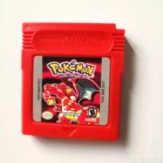 Videojuegos y Consolas: JUEGO POKÉMON ROJO GAME BOY. Lote 267118594
