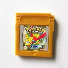 Videojuegos y Consolas: JUEGO POKÉMON EDICIÓN ORO GAME BOY. Lote 267118489