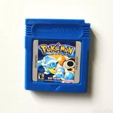 Videojuegos y Consolas: JUEGO POKÉMON VERSIÓN AZUL GAME BOY. Lote 228438025