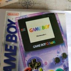 Videojuegos y Consolas: NINTENDO GAME BOY COLOR NUEVA EN CAJA JAMAS USADA. Lote 229079110