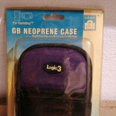 Videojuegos y Consolas: NINTENDO GAMEBOY FUNDA DE NEOPRENO ORIGINAL. Lote 230434360