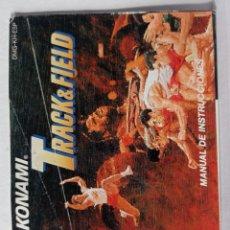 Videojuegos y Consolas: MANUAL INSTRUCCIONES ORIGINAL GAME BOY. Lote 231661835