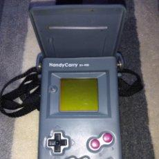 Videojuegos y Consolas: GAMEBOY + HANDYCARRY + TETRIS. Lote 232812595