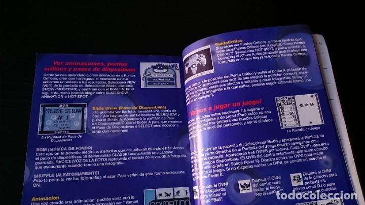 Videojuegos y Consolas: MANUAL DE INSTRUCCIONES DE LA CÁMARA GAME BOY NINTENDO - Foto 3 - 232992275