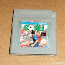 Videojuegos y Consolas: GOAL ! PARA NINTENDO GAMEBOY / GB, PAL. Lote 233591175